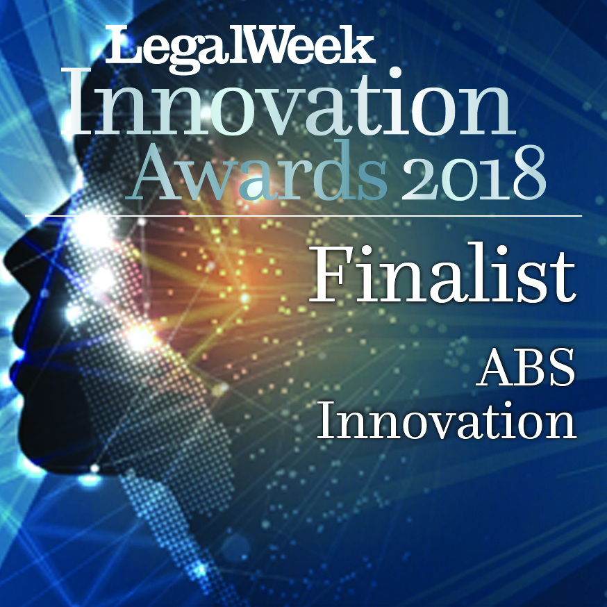Legal Week Innovation Awards_ABS