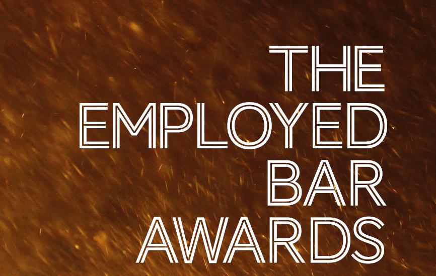 Paul Richmond finalist at Employed Bar Awards 2018