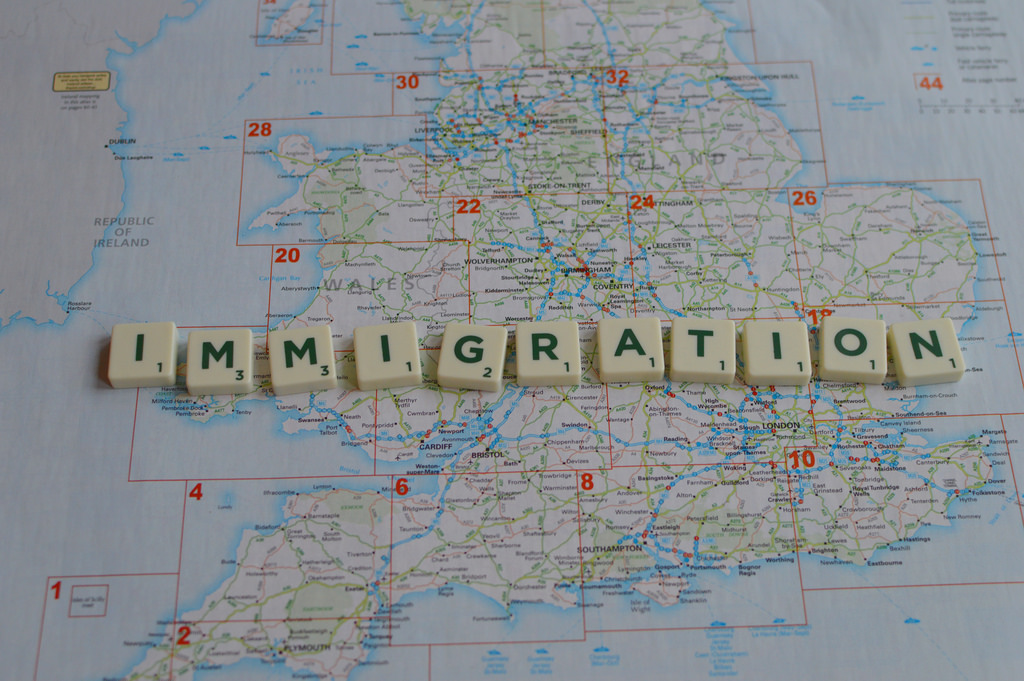 Latest stats on immigration to the UK published