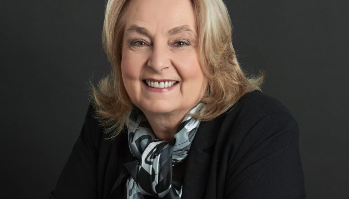 Geraldine Peterson elected as Master of the Bench