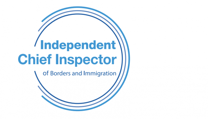 Independent Chief Inspector of Borders and Immigration Annual Report for the period 1 April 2019 to 31 March 2020